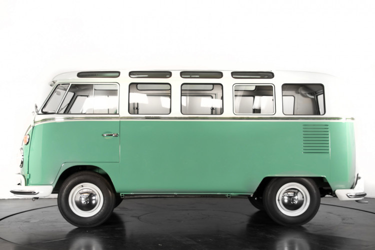 "1964 Volkswagen T1 ""21 vetri"" 1"