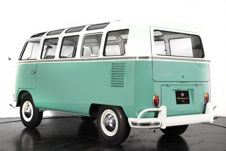 "1964 Volkswagen T1 ""21 vetri"" 2"