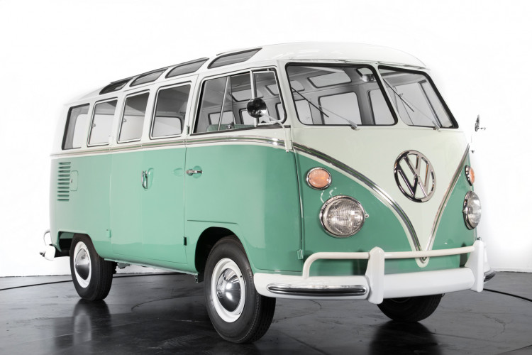 "1964 Volkswagen T1 ""21 vetri"" 10"