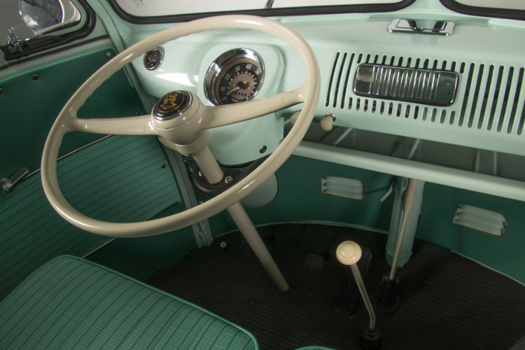 "1964 Volkswagen T1 ""21 vetri"" 39"