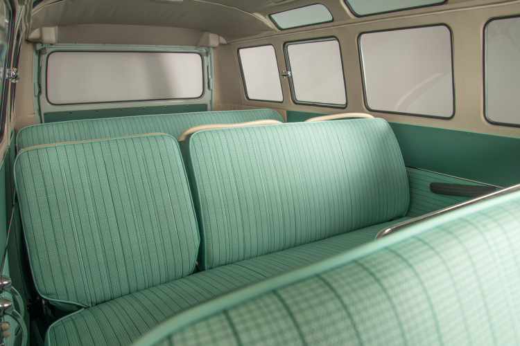 "1964 Volkswagen T1 ""21 vetri"" 19"