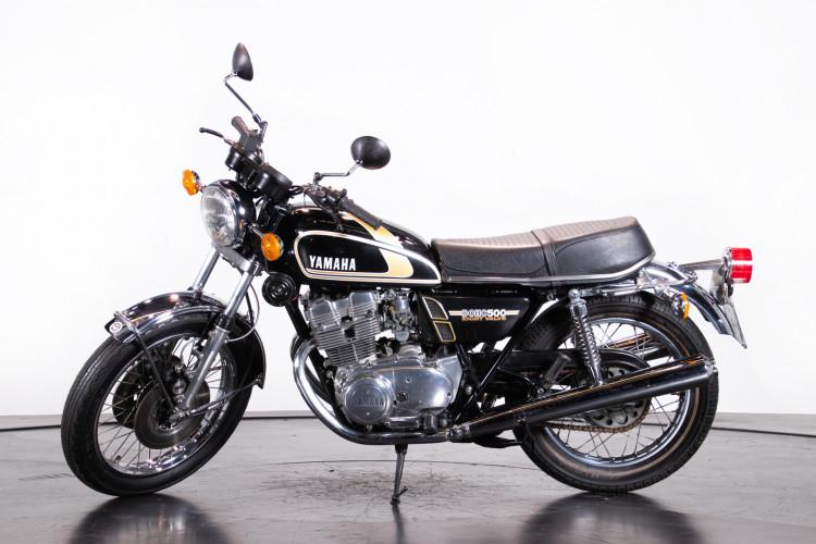 1976 Yamaha TX 500 0