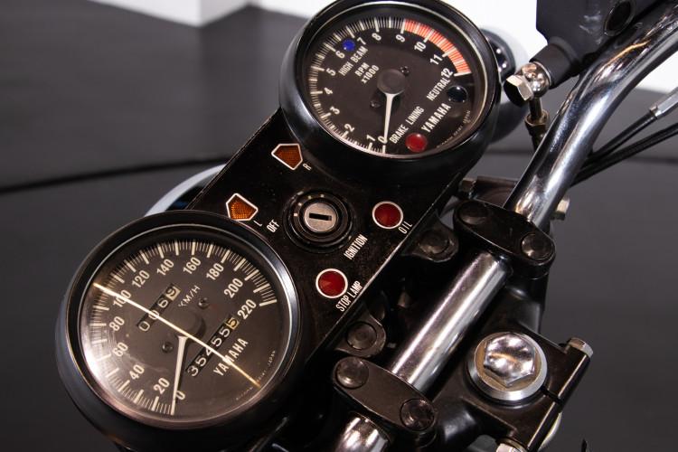 1976 Yamaha TX 500 11