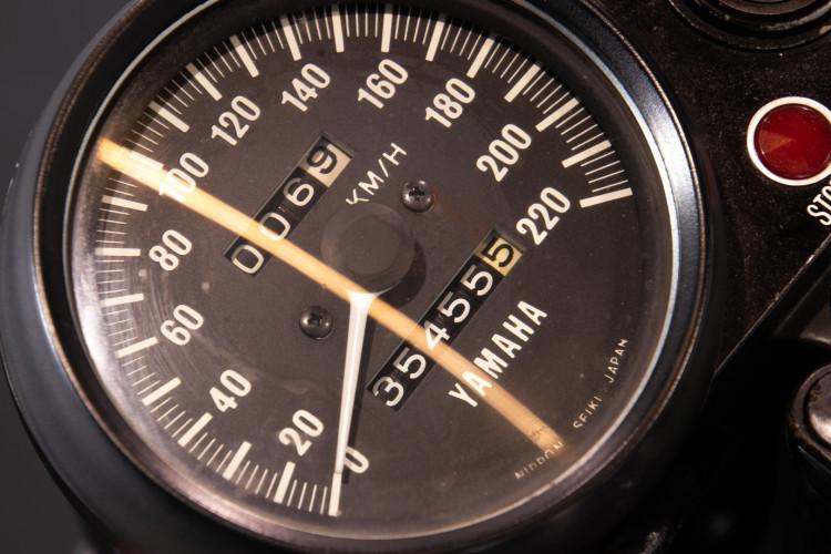1976 Yamaha TX 500 10
