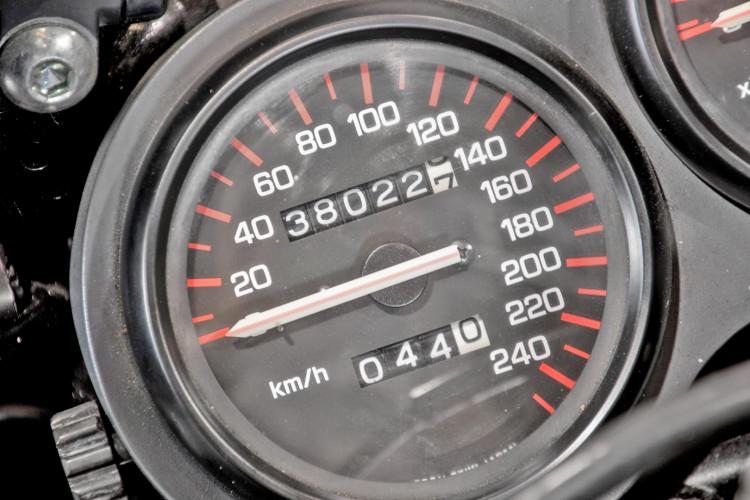 1985 YAMAHA RD 500 22