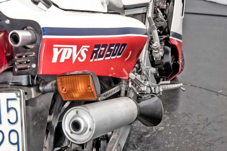 1985 YAMAHA RD 500 30