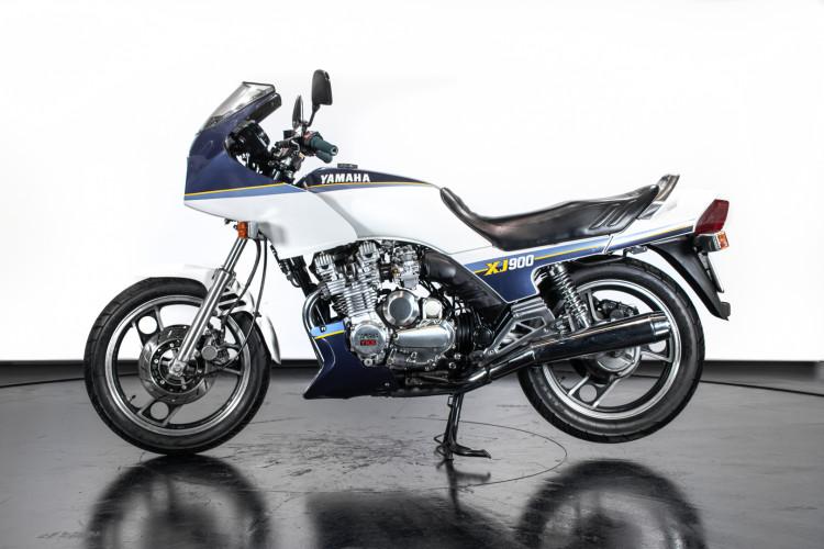 1988 Yamaha XJ 900 0