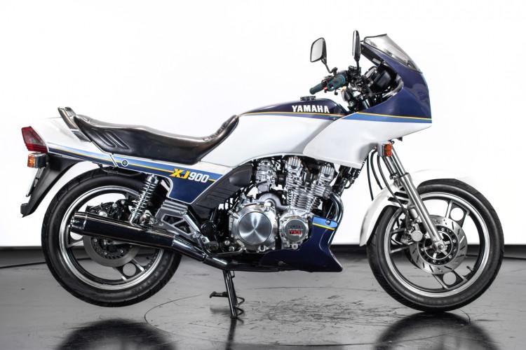 1988 Yamaha XJ 900 1