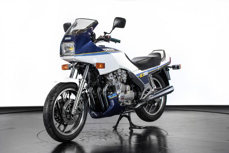 1988 Yamaha XJ 900 4