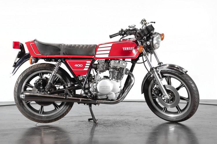 1980 Yamaha XS 400 4