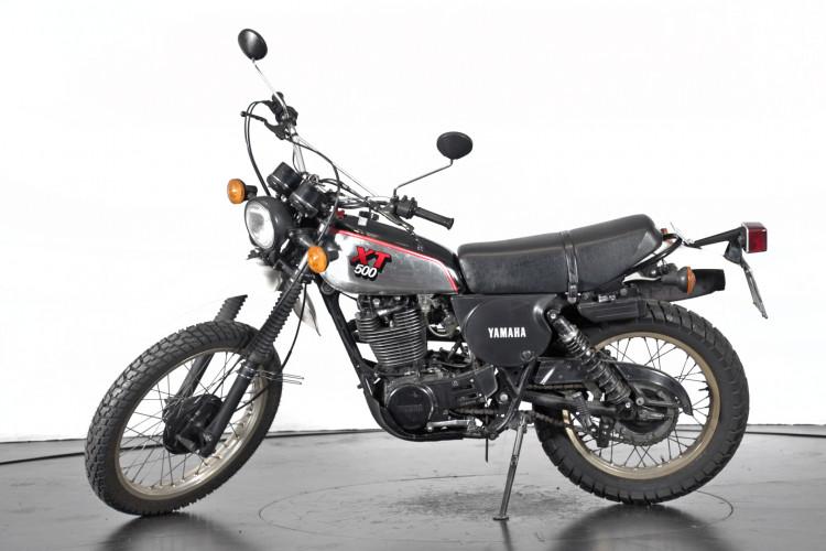 1983 Yamaha XT 500 0