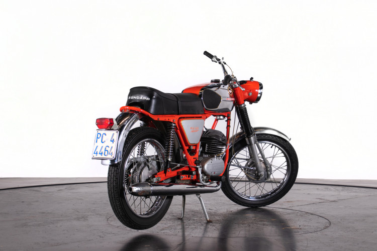 1973 Zundapp 125 5
