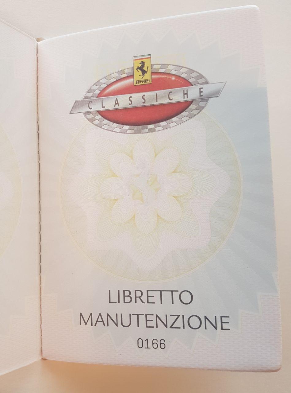 1976 Ferrari 308 GTB Vetroresina  12984