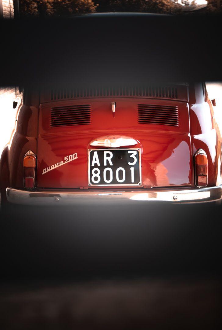 1963 Fiat 500 D 70472