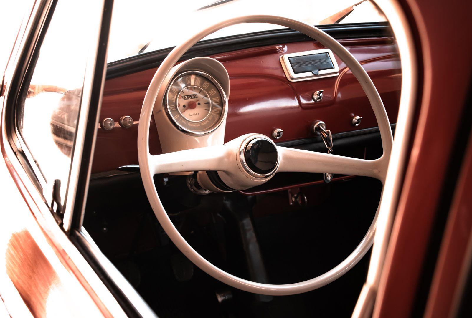 1963 Fiat 500 D 70467