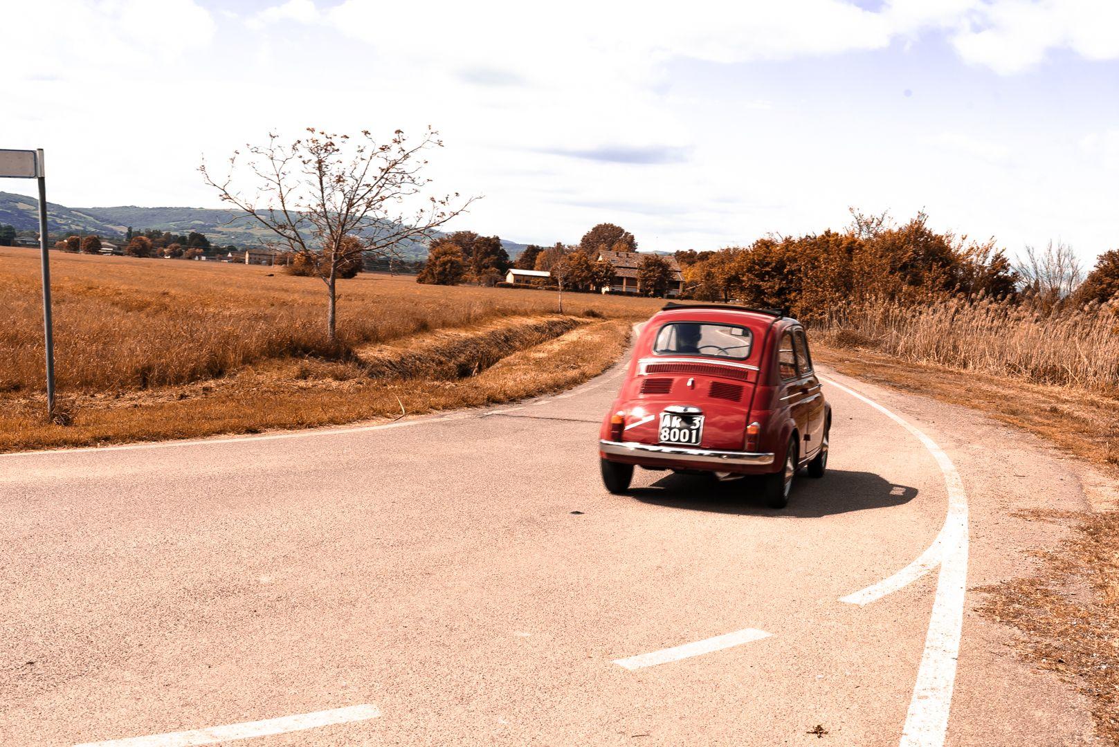 1963 Fiat 500 D 70449