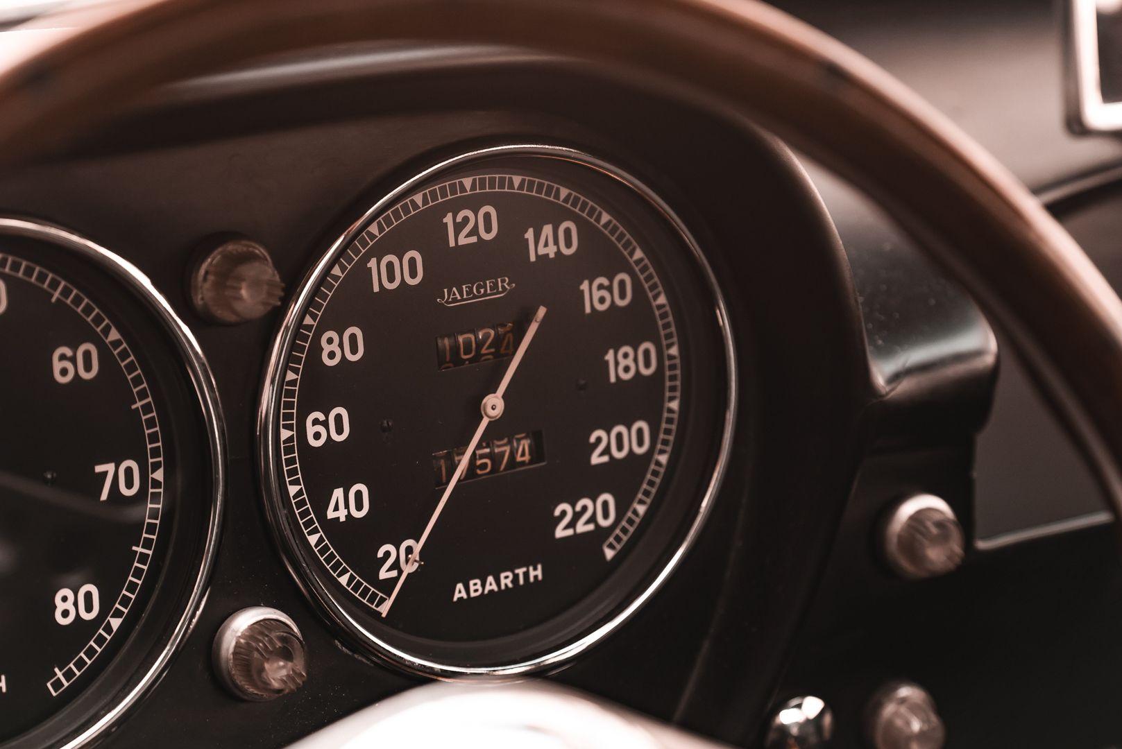 1962 Abarth 1000 Bialbero 75667