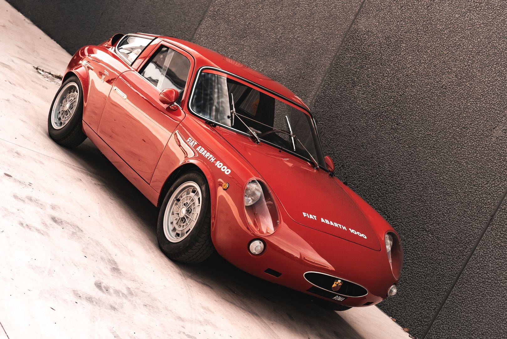 1962 Abarth 1000 Bialbero 75654