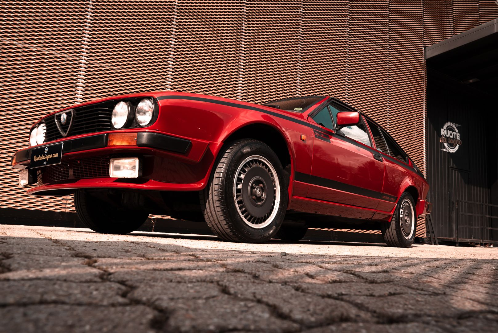 1981 Alfa Romeo Alfetta GTV Gran Prix no. 128 68558