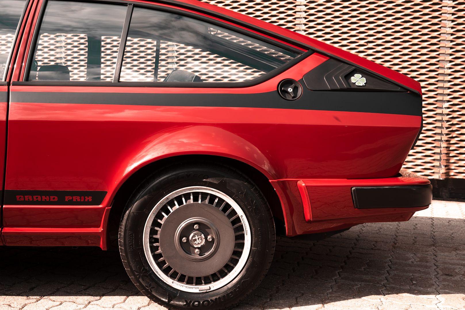 1981 Alfa Romeo Alfetta GTV Gran Prix no. 128 68569