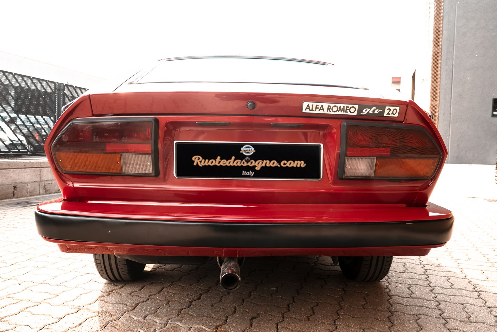 1981 Alfa Romeo Alfetta GTV Gran Prix no. 128 68561