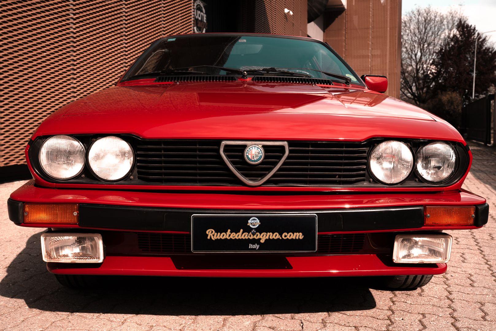 1981 Alfa Romeo Alfetta GTV Gran Prix no. 128 68556