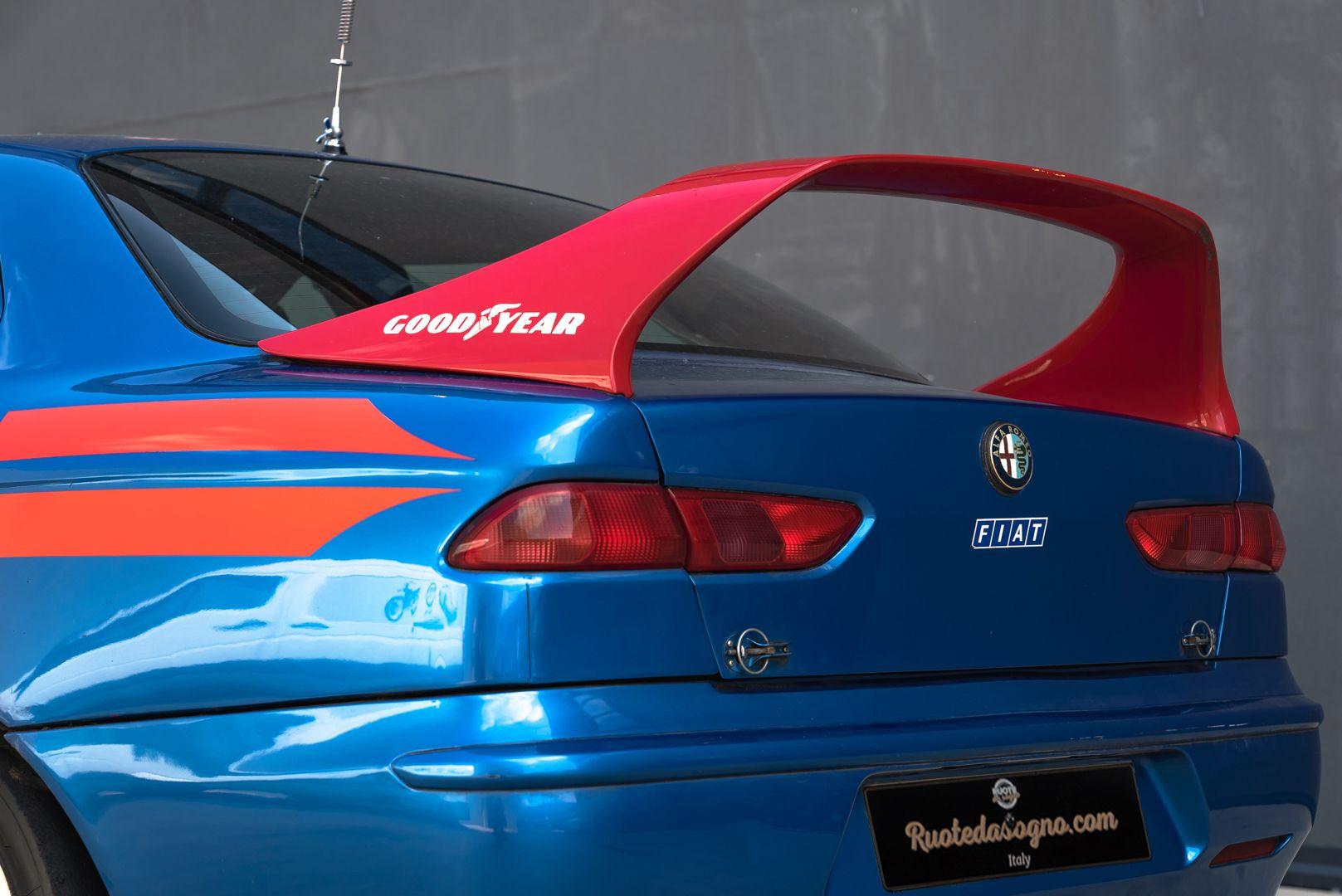 2001 Alfa Romeo 156 Challenge Cup 68525