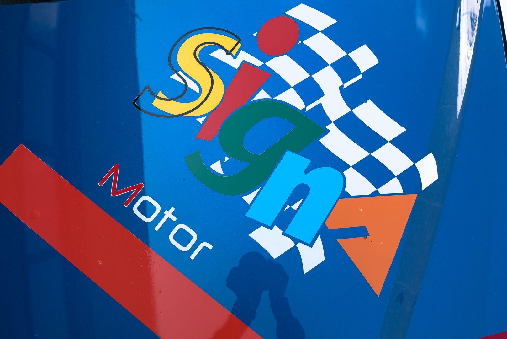 2001 Alfa Romeo 156 Challenge Cup 68530