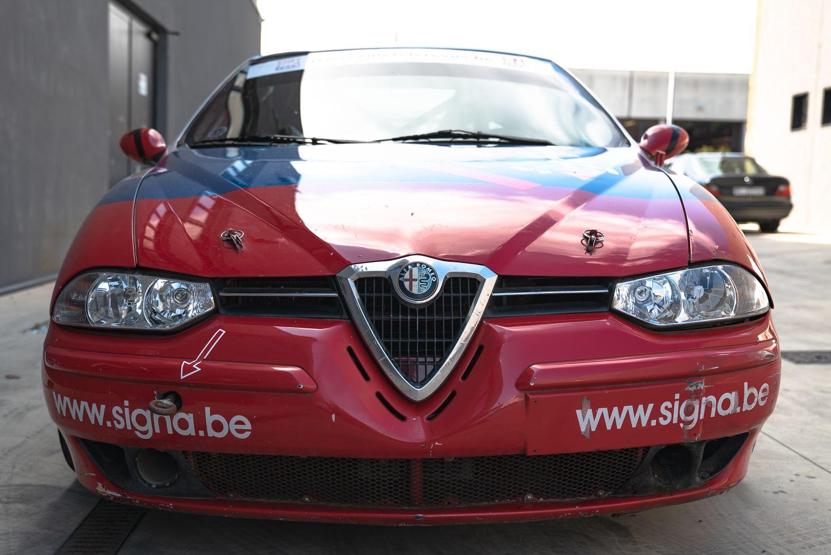 2001 Alfa Romeo 156 Challenge Cup 68520