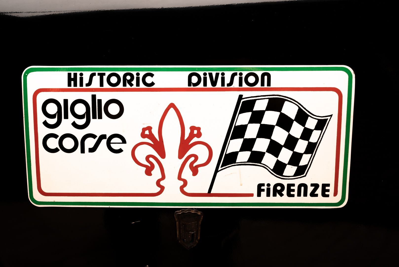 1962 Alfa Romeo Giulietta Sprint 1300 Race Car 69404