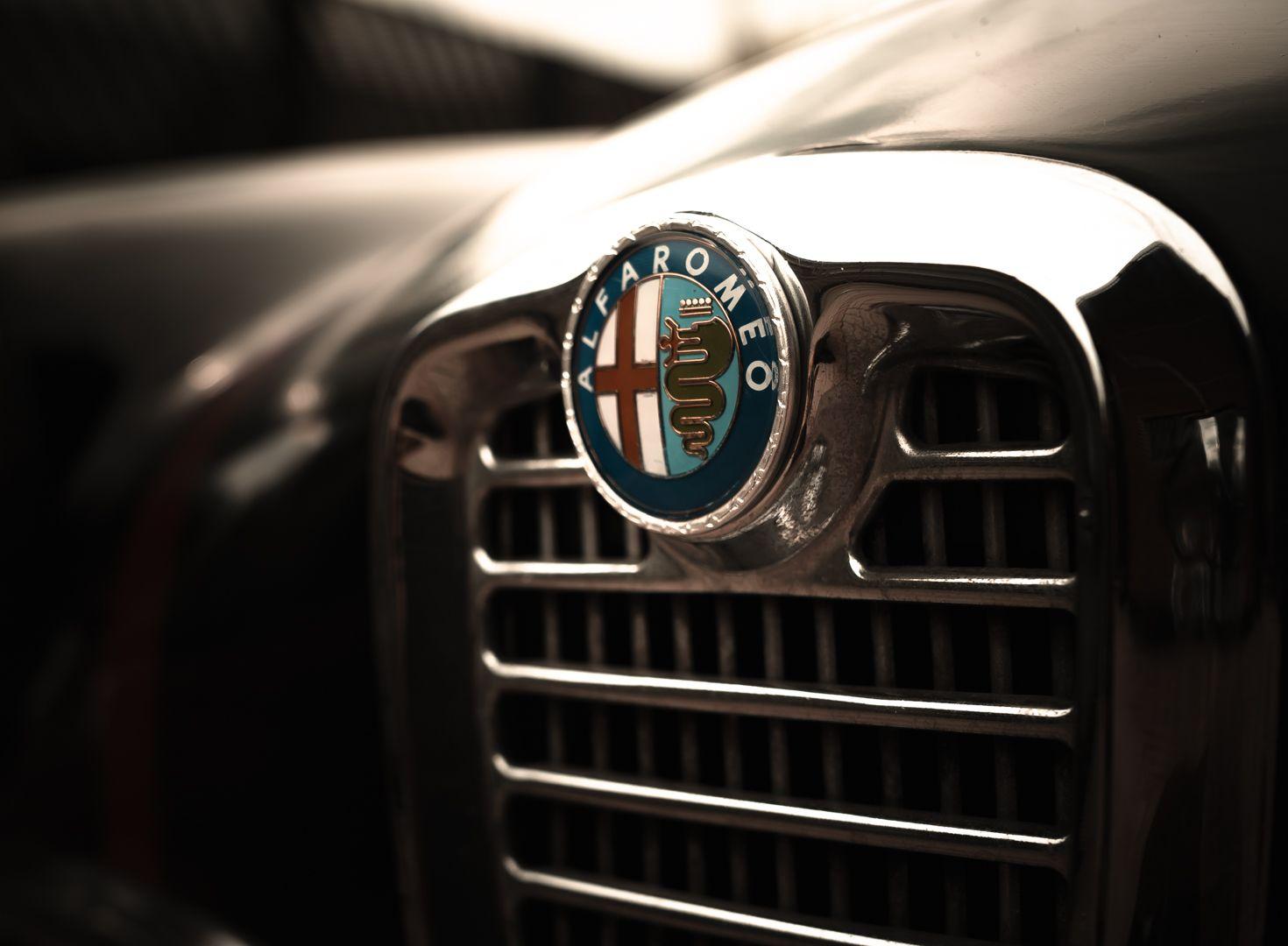1962 Alfa Romeo Giulietta Sprint 1300 Race Car 69397