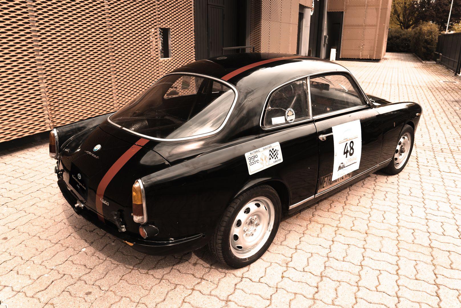 1962 Alfa Romeo Giulietta Sprint 1300 Race Car 69392