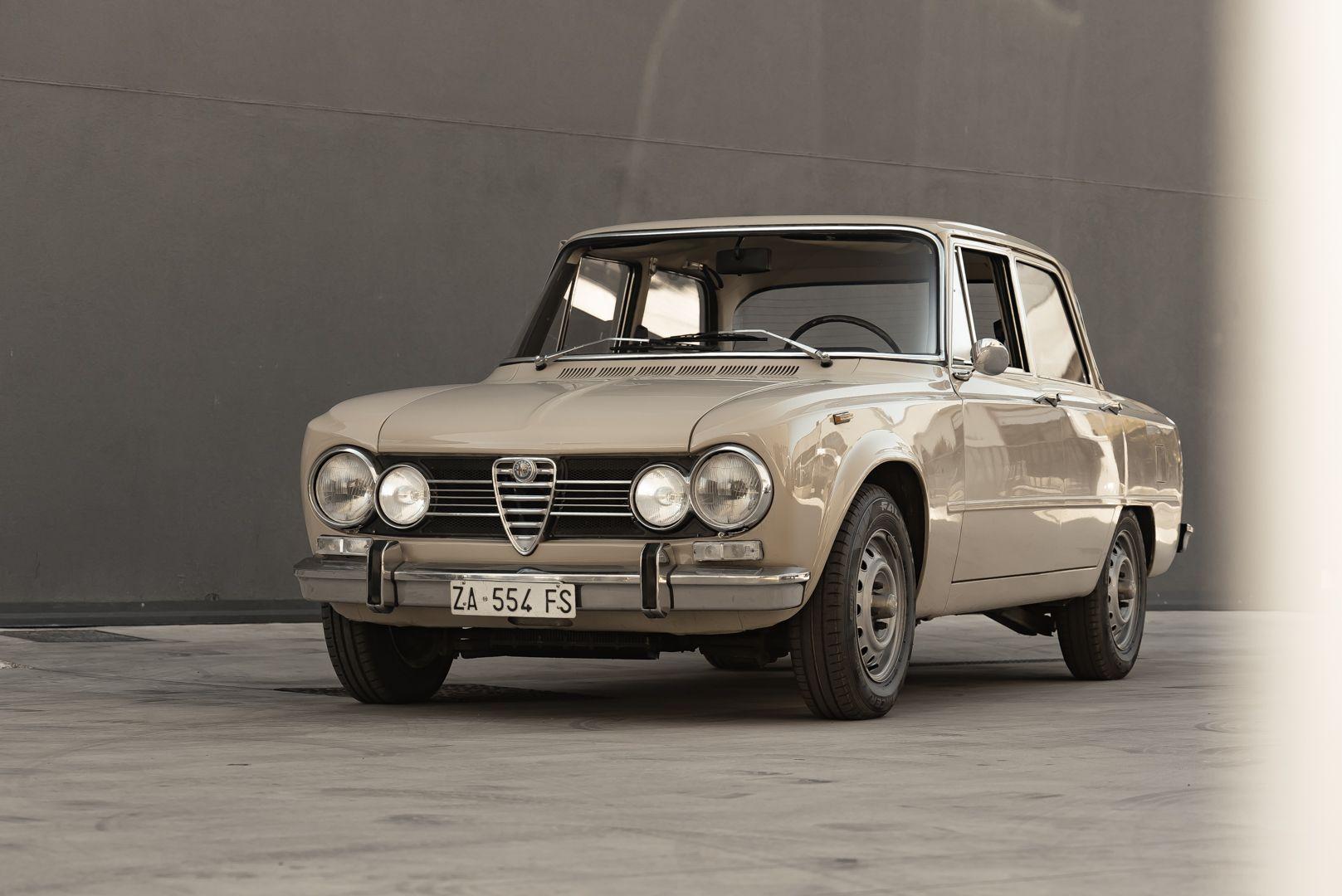 1972 Alfa Romeo Giulia Super 1300 76641
