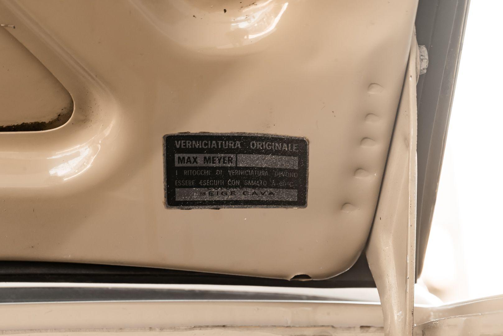 1972 Alfa Romeo Giulia Super 1300 76692