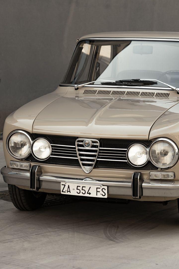 1972 Alfa Romeo Giulia Super 1300 76644