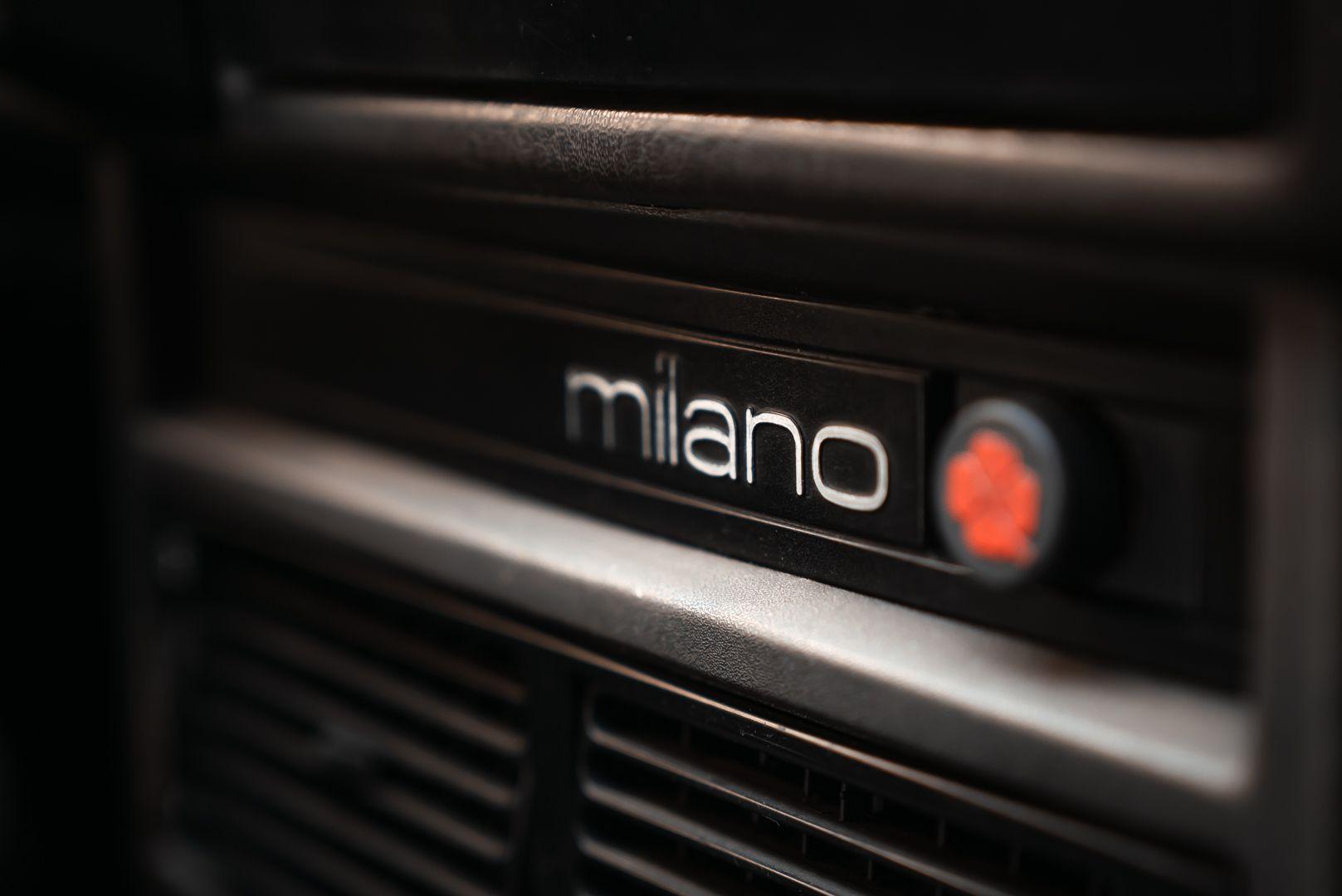 1986 Alfa Romeo 75 3000 V6 Milano 79529