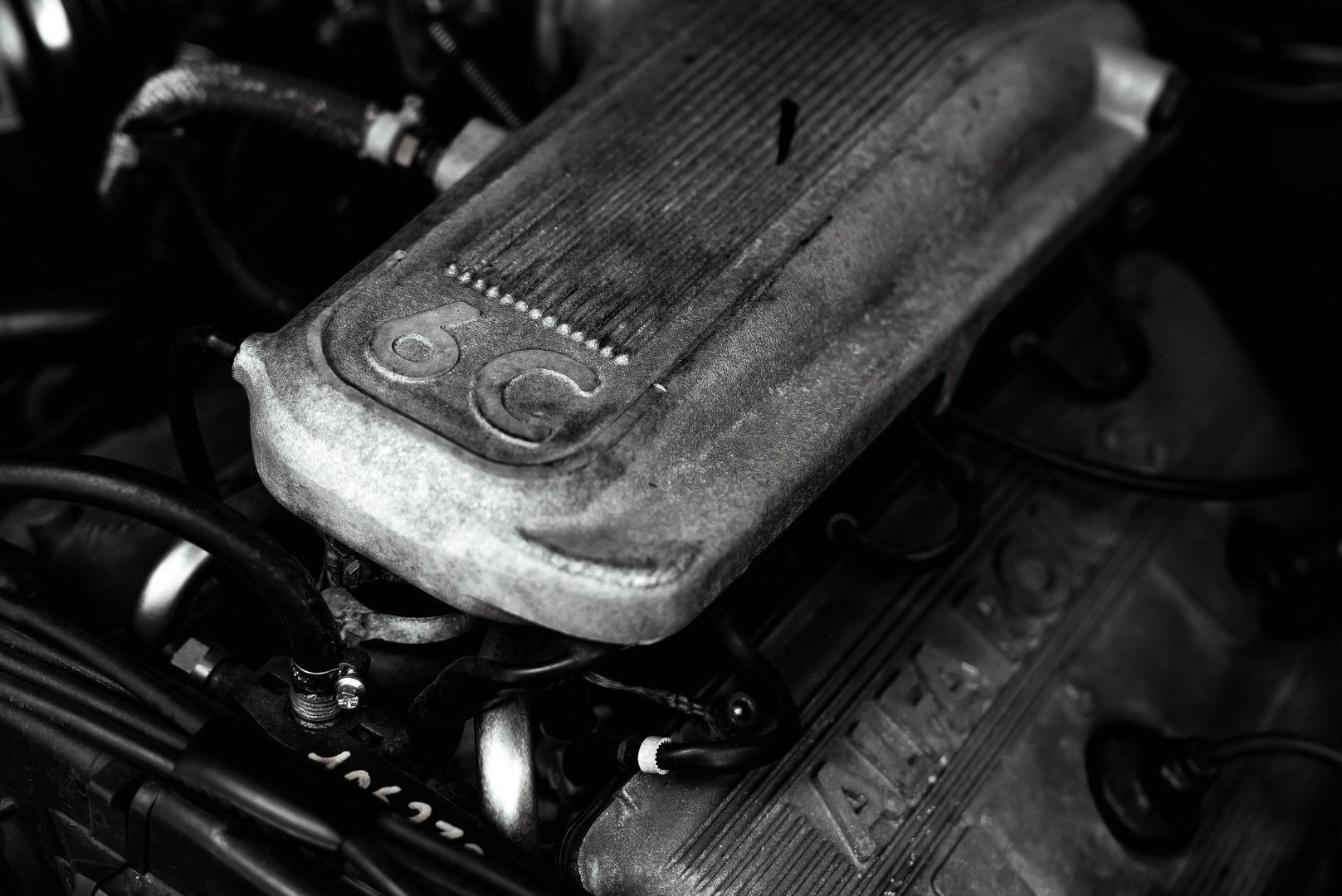 1986 Alfa Romeo 75 3000 V6 Milano 79530