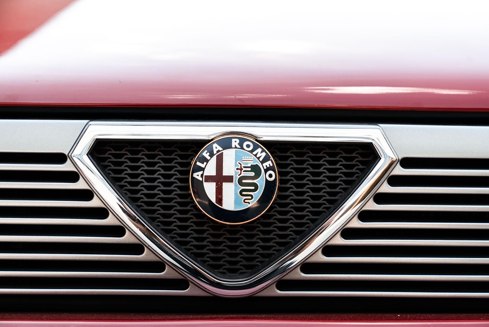 1986 Alfa Romeo 75 3000 V6 Milano 79511