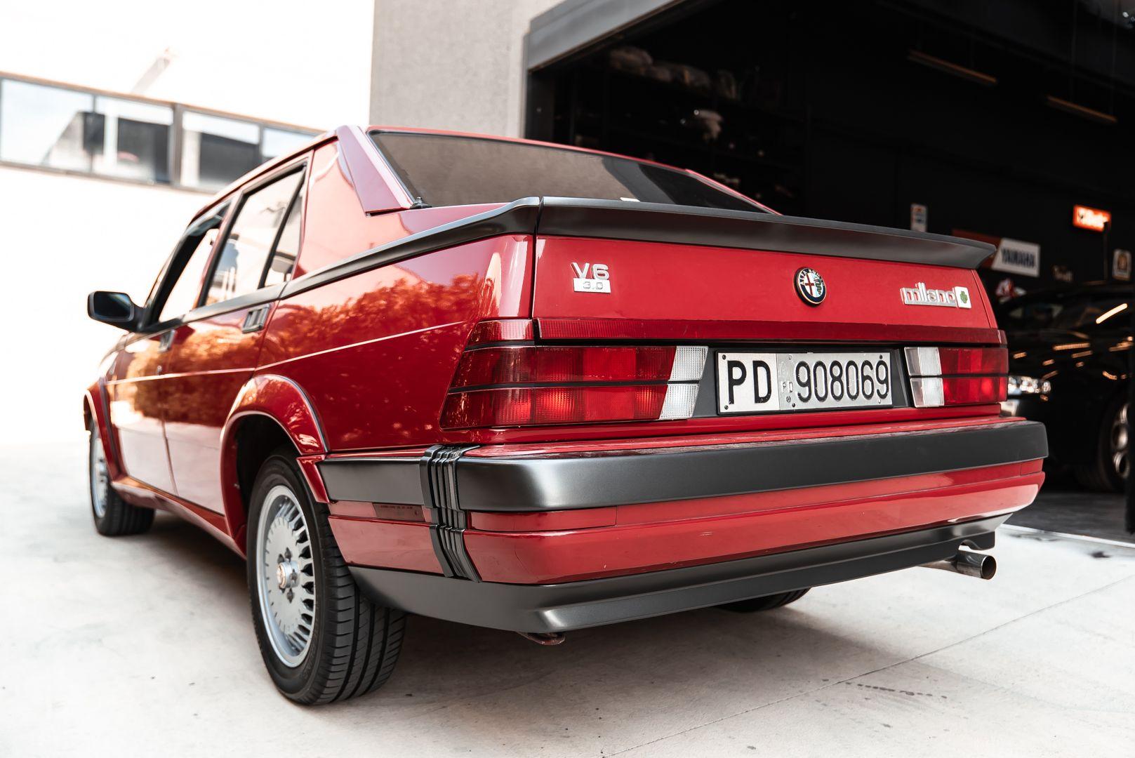 1986 Alfa Romeo 75 3000 V6 Milano 79503