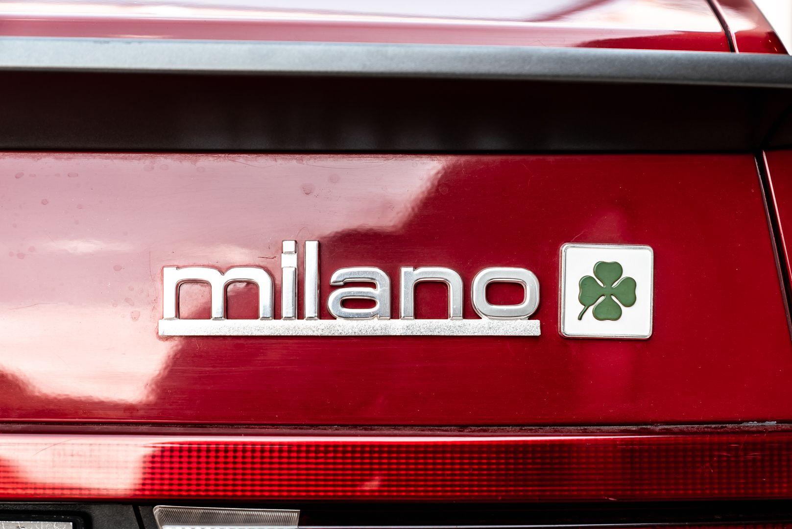 1986 Alfa Romeo 75 3000 V6 Milano 79514
