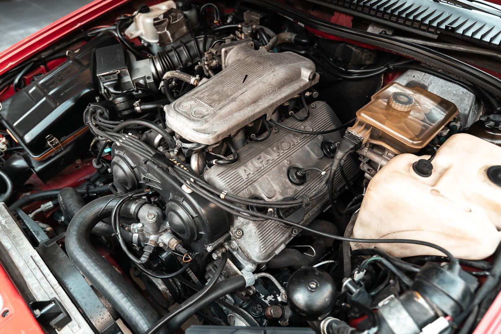 1986 Alfa Romeo 75 3000 V6 Milano 79531