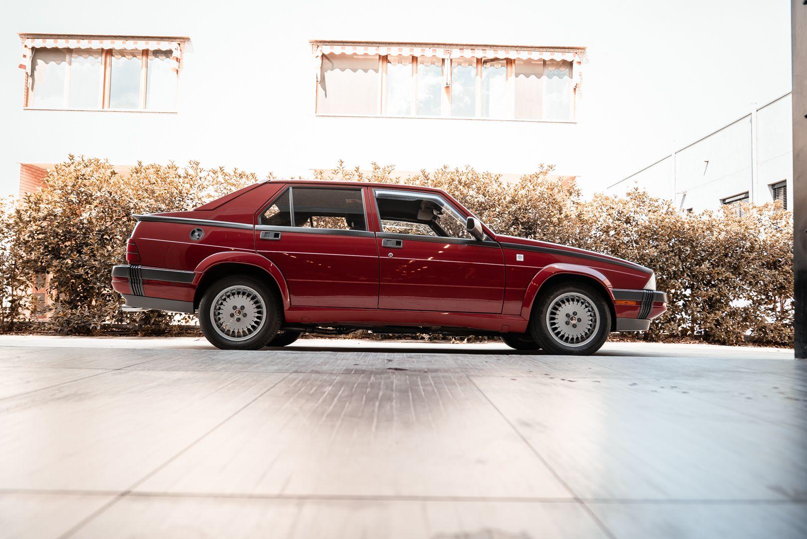 1986 Alfa Romeo 75 3000 V6 Milano 79502