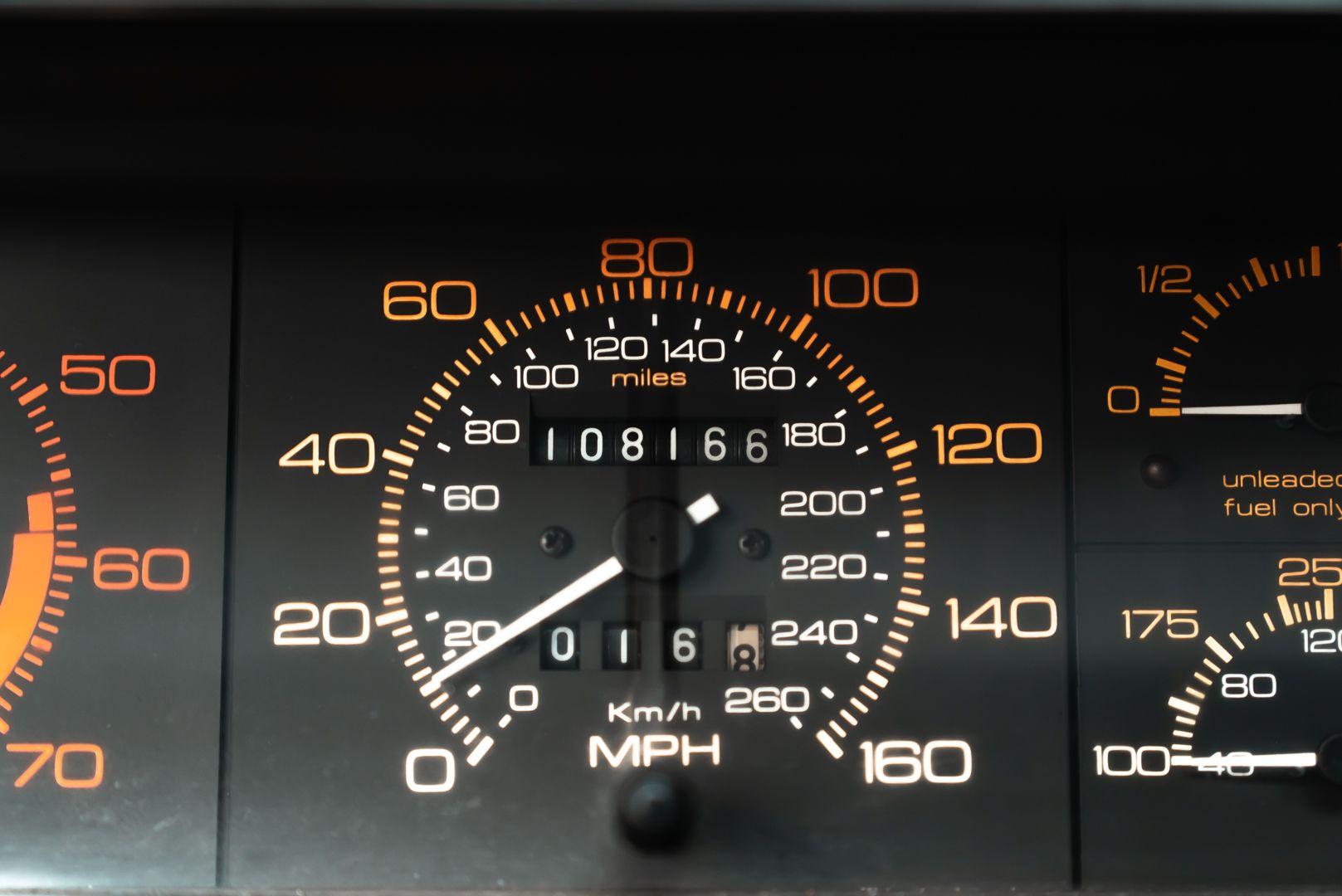 1986 Alfa Romeo 75 3000 V6 Milano 79516