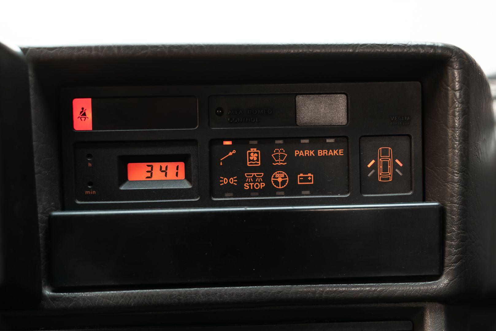 1986 Alfa Romeo 75 3000 V6 Milano 79518