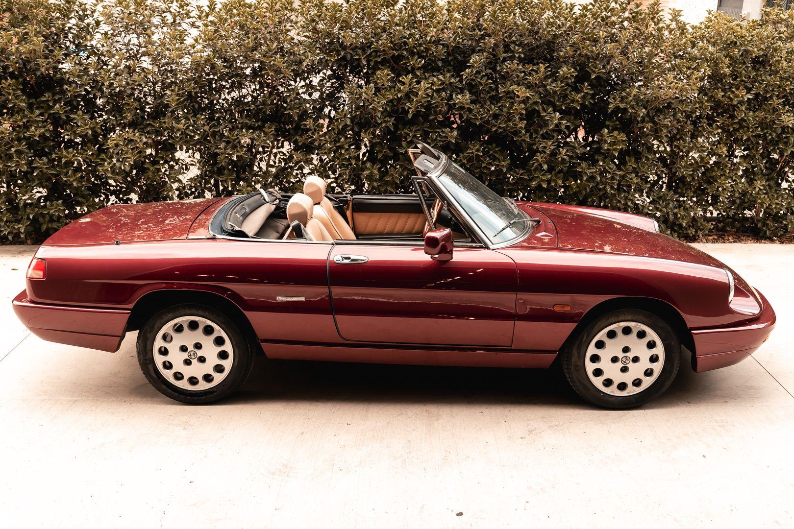 1990 Alfa Romeo Duetto 2000 IV Serie 79771