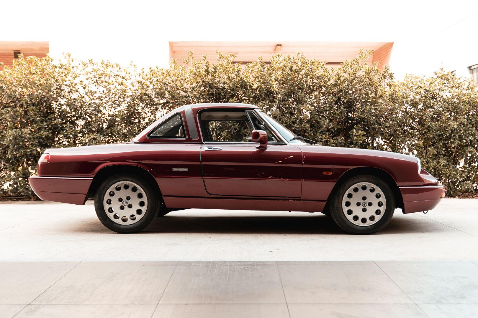 1990 Alfa Romeo Duetto 2000 IV Serie 79772