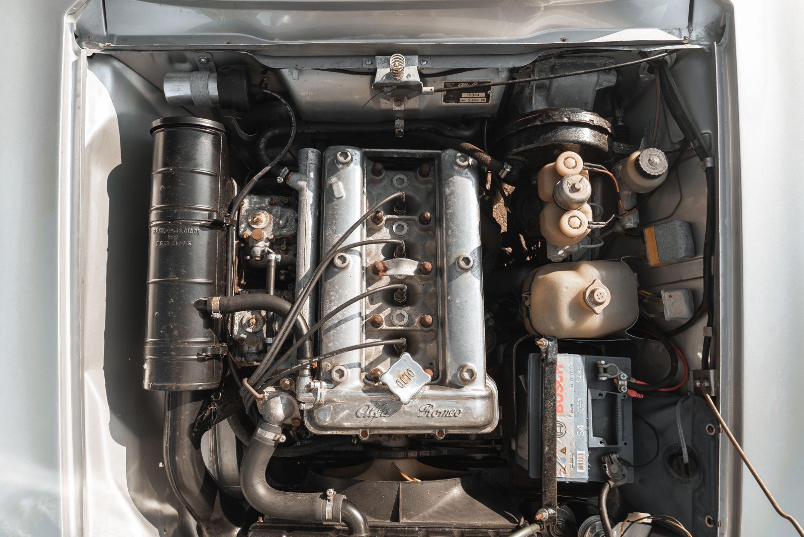 1974 Alfa Romeo GT Veloce 1750 83236
