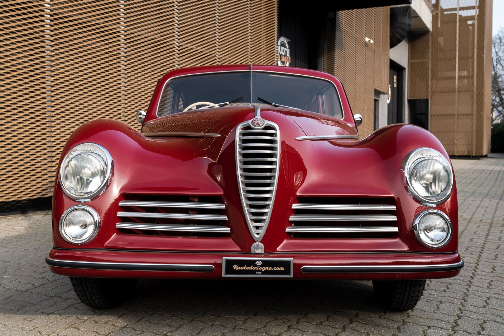 1947 Alfa Romeo Freccia d'oro 6C 2500 Sport 61698