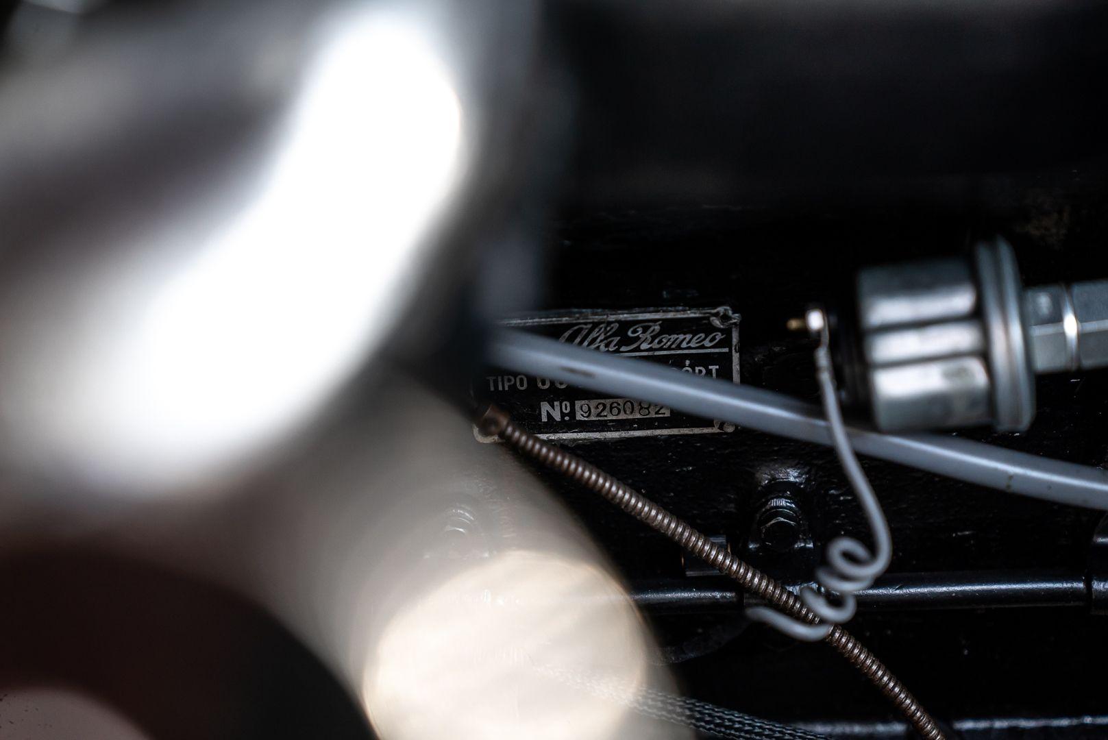 1947 Alfa Romeo Freccia d'oro 6C 2500 Sport 61720