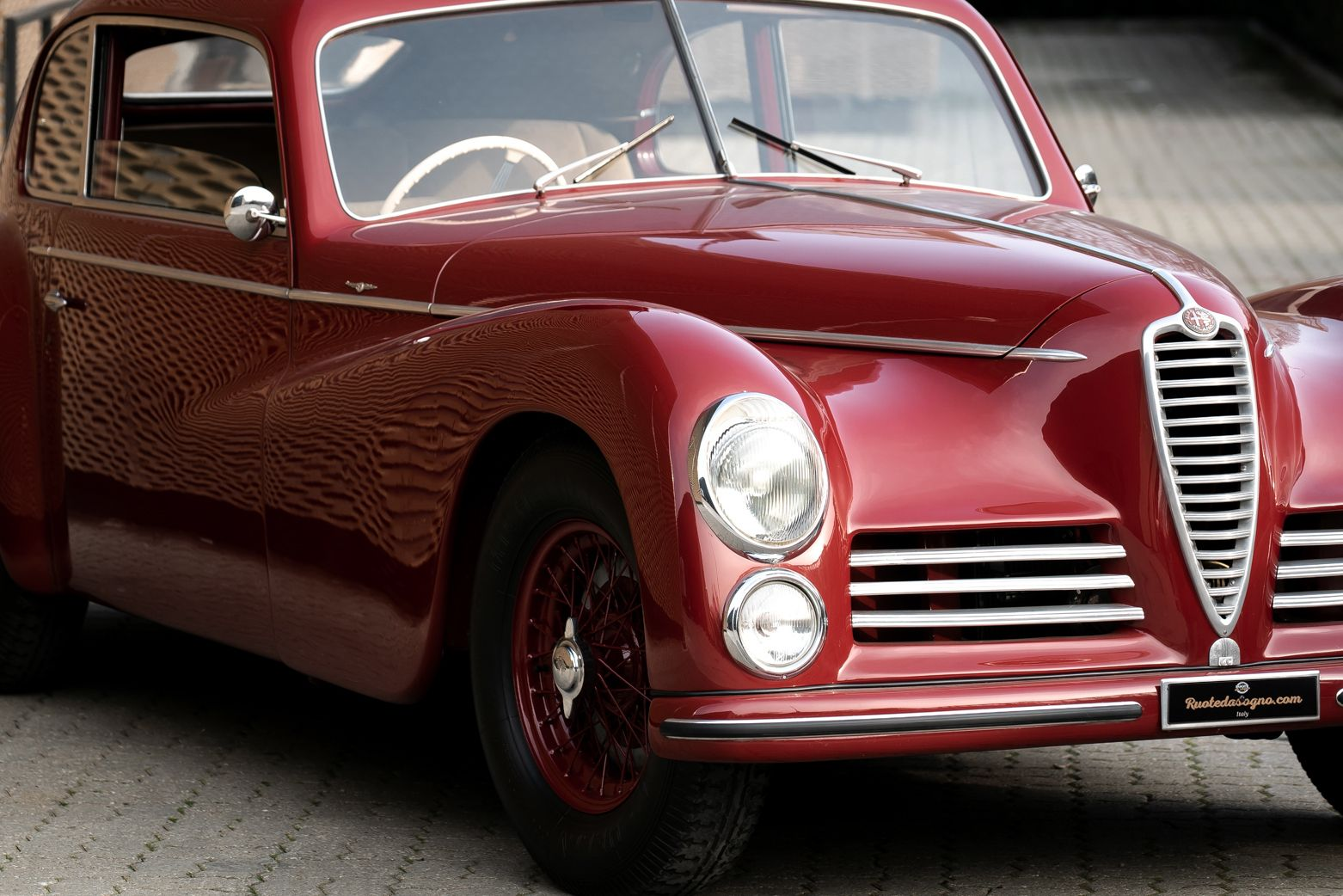 1947 Alfa Romeo Freccia d'oro 6C 2500 Sport 61681
